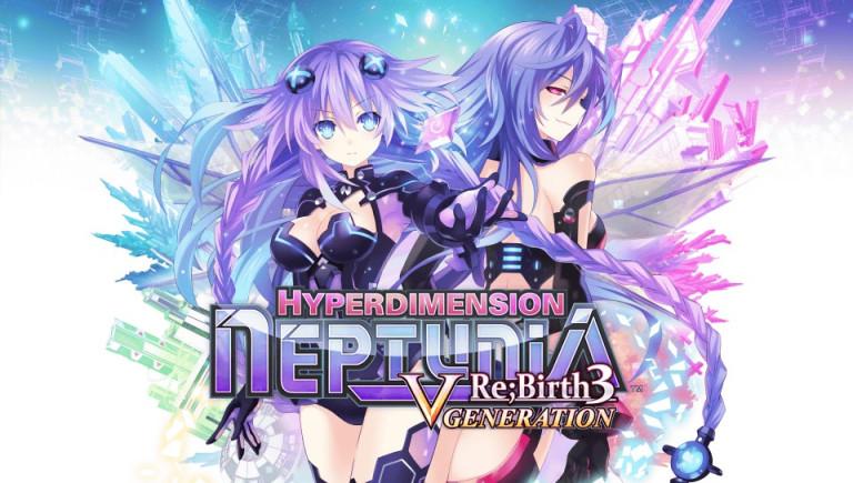 Hyperdimension Neptunia Re;Birth 3 V Generation - Retour vers le passé...
