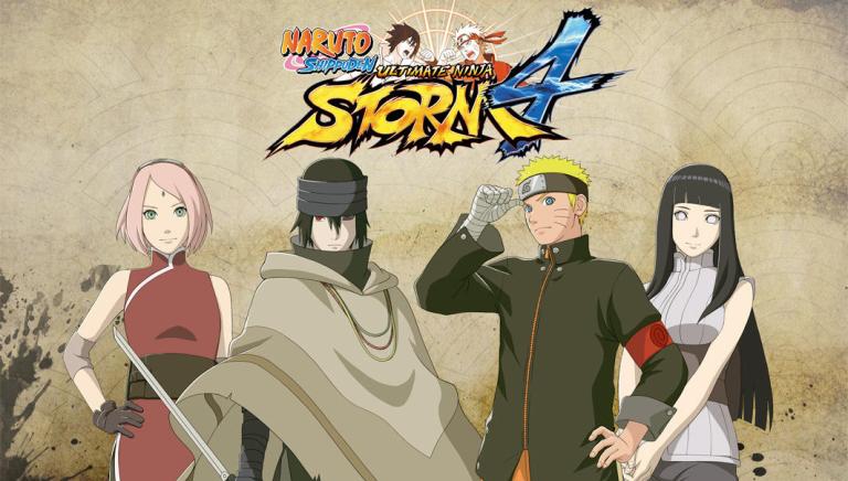 Le contenu de l'édition collector de Naruto Shippuden Ultimate Ninja Storm 4