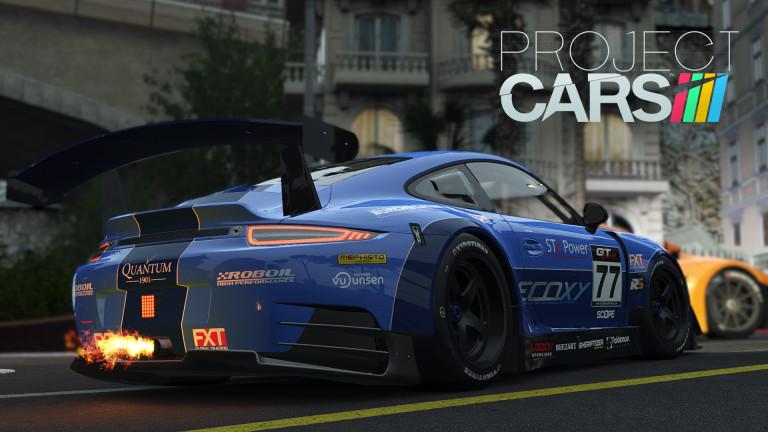 Réalité virtuelle : Project CARS se patche et passe à la vitesse supérieure