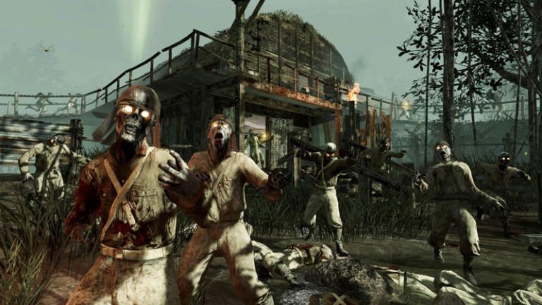World At War où débute l'aventure Zombie