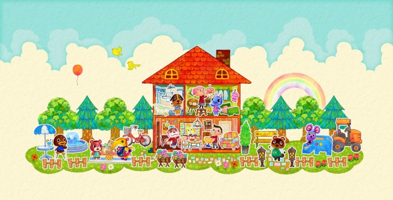 200 cartes NFC sont prévues pour Animal Crossing : Happy Home Designer