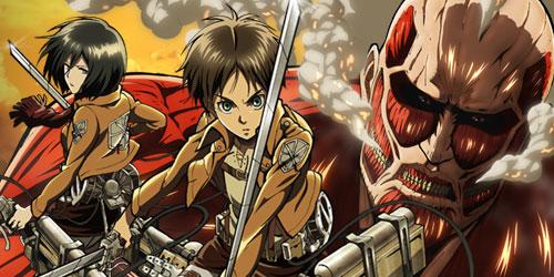 Shingeki no Kyojin : Humanity in Chains sur Nintendo 3DS