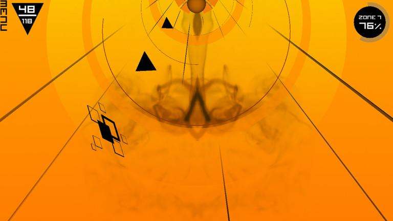 Cosmophony : Un Super Hexagon-like à la sauce Drum and Bass