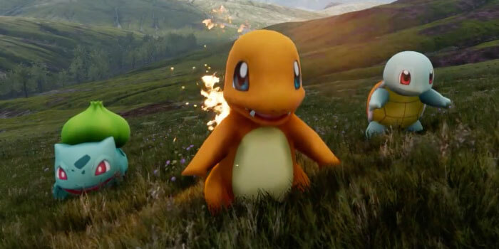 Quand un YouTubeur mélange Pokémon et l'Unreal Engine 4