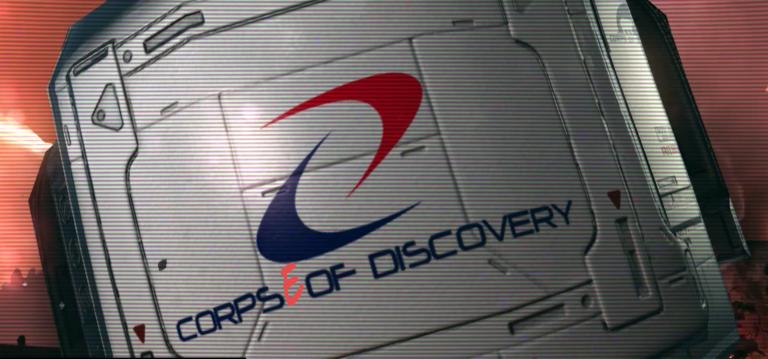 Corpse of Discovery : visite de l'espace et de vous-même...