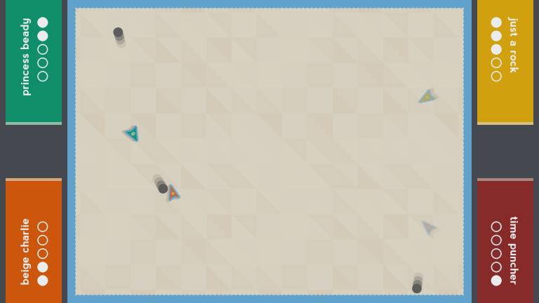SSMP : un petit shooter minimaliste en 2D