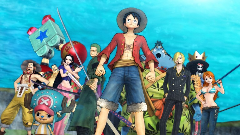 One Piece PW3 : L'Arc Dressrosa se dévoile