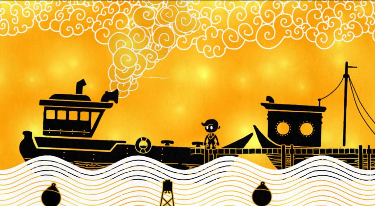 Hue - Un jeu poétique et coloré