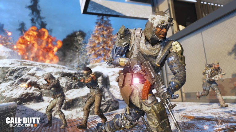 Black Ops 3 : La beta s'ouvre à tous les joueurs PS4
