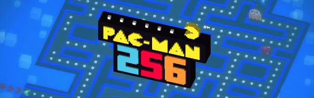 """Pac-Man 256 : Une version """"sans fin"""" et colorée"""
