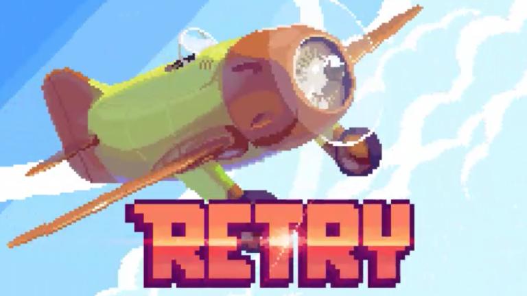 Retry, un envol rétro pour un oiseau de fer