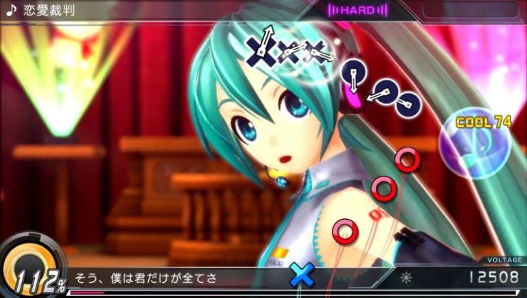 [MàJ] Hatsune Miku Project Diva X : quelques détails
