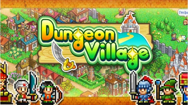 Dungeon Village - Quand Sim City rencontre l'univers du RPG 16 bits