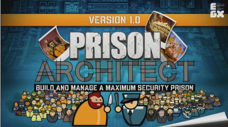 Prison Architect V1 présenté et qui signe la fin de l'alpha