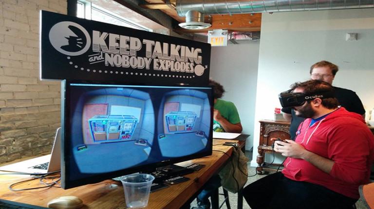 Keep Talking and Nobody Explodes - Désamorcer des bombes en VR