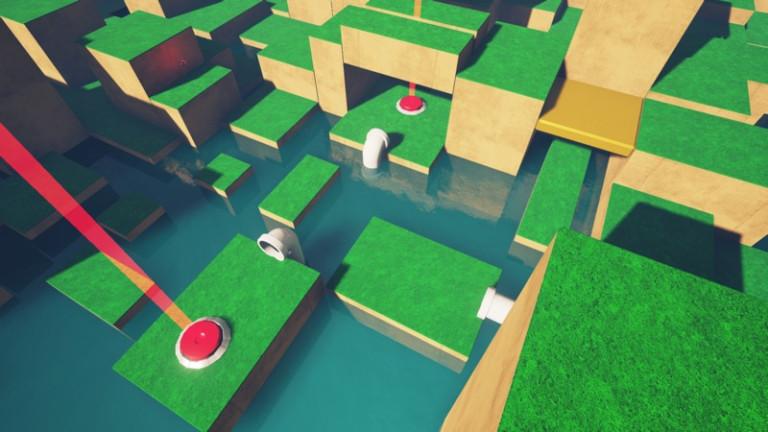 Refunct, un nouveau jeu de plateformes indépendant