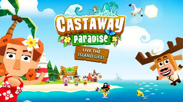 Castaway Paradise : Vivre sur une île paradisiaque