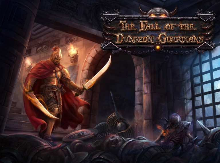 Sortie prochaine de The Fall of the Dungeon Guardians
