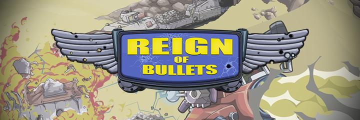 Reign Of Bullet: le shoot them up au goût du jour