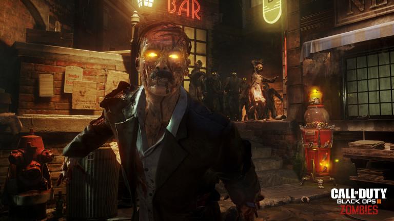 Black Ops 3  Le mode Zombies détaillé avec Shadows of Evil et The Giant