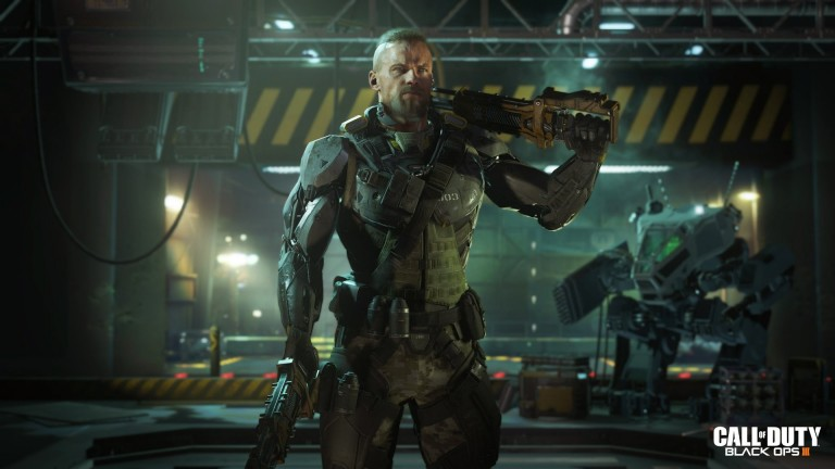 Call of Duty : Black Ops III, 60 Go d'espace libre requis sur PC