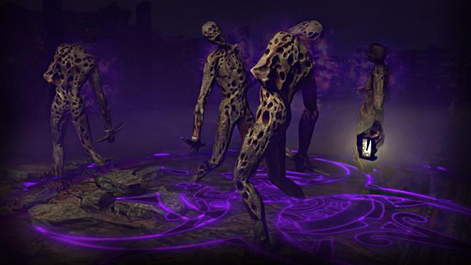 Contagion : nouvelle compétence pour Path of Exile