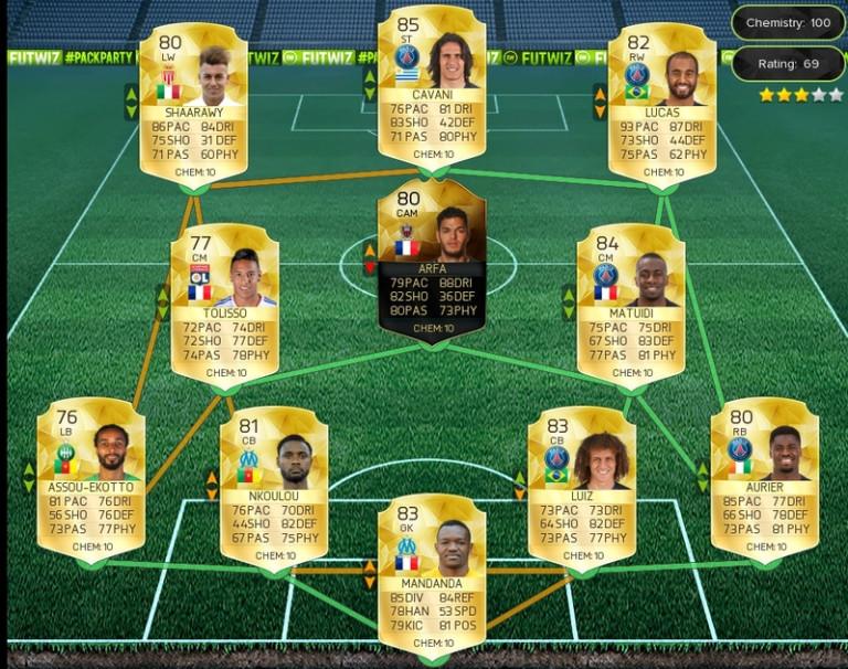 FIFA 16 - FUT : Pour quelle tactique faut-il opter ?