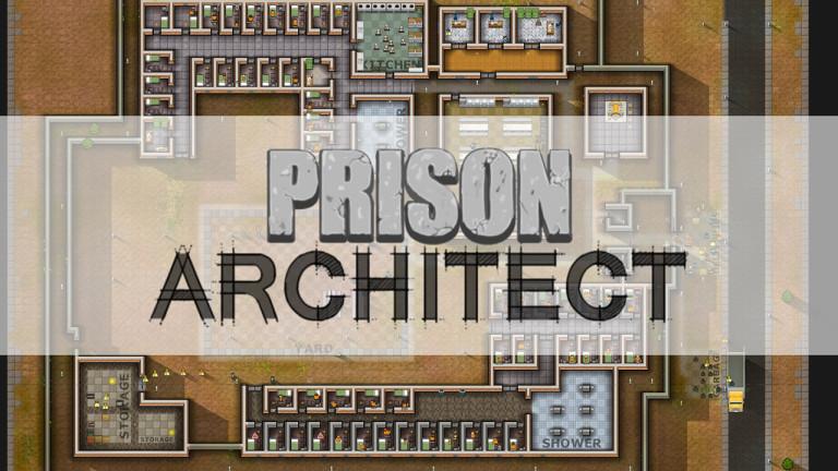 Prison Architect Update 1 - La première mise à jour depuis la sortie