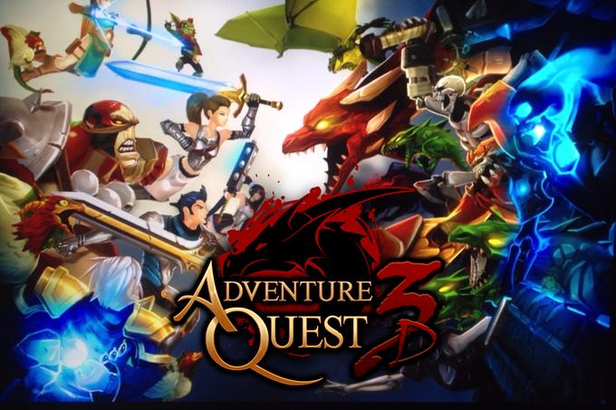 Artix Entertainment se lance sur Kickstarter avec AdventureQuest 3D