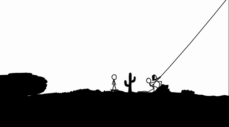 xkcd, un web comic interactif