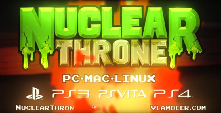 Nuclear Throne, combattez pour devenir le Seigneur des mutants