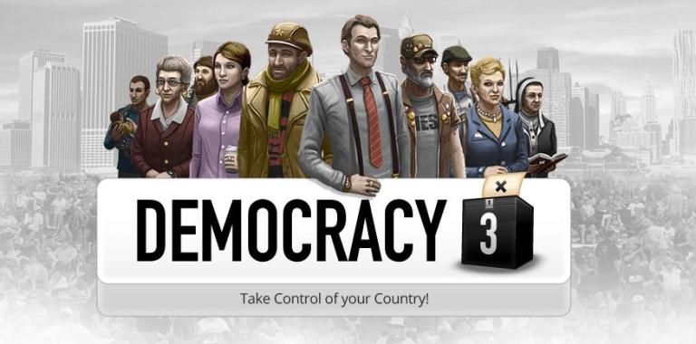 Democracy 3 : l'outsider du jeu de gestion ?