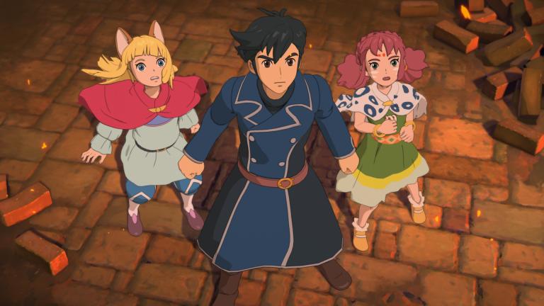 Ni no Kuni 2 : Revenant Kingdom : Une histoire bien plus profonde selon Akihiro Hino