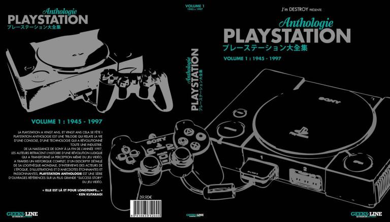 Le volume 3 de la Playstation Anthologie ouvert aux précommandes
