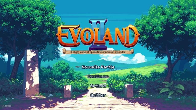 Evoland 2 est désormais disponible sur Mac