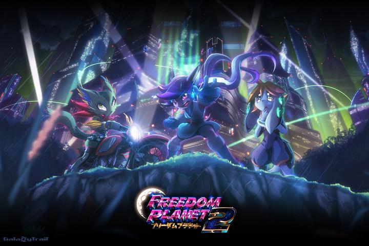 Freedom Planet 2 annoncé