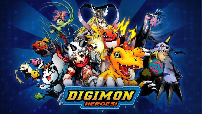 Digimon Heroes!: Encore pas mal de boulot en perspective!