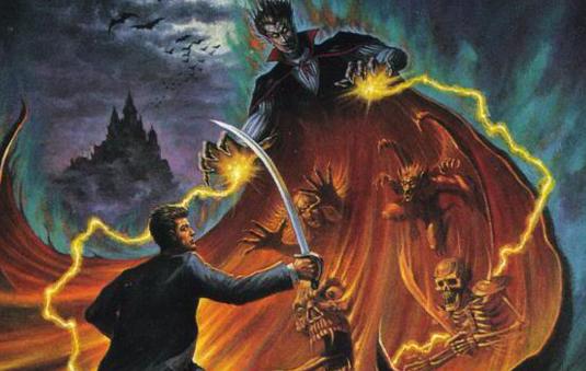 Oldies : Master of Darkness