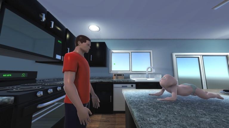 Who's Your Daddy ou la difficulté d'être père dans le monde des jeux vidéo