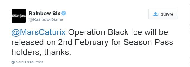Un bundle XBox One et Rainbow Six Siege