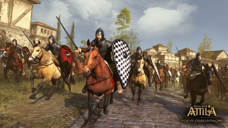 Total War Attila – L'Âge de Charlemagne – L'épisode du renouveau ?