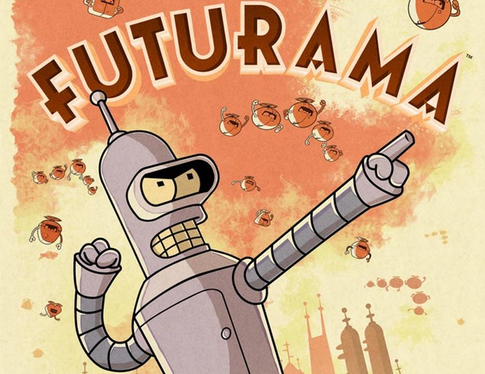 Futurama Game of Drones : un match-3 narratif