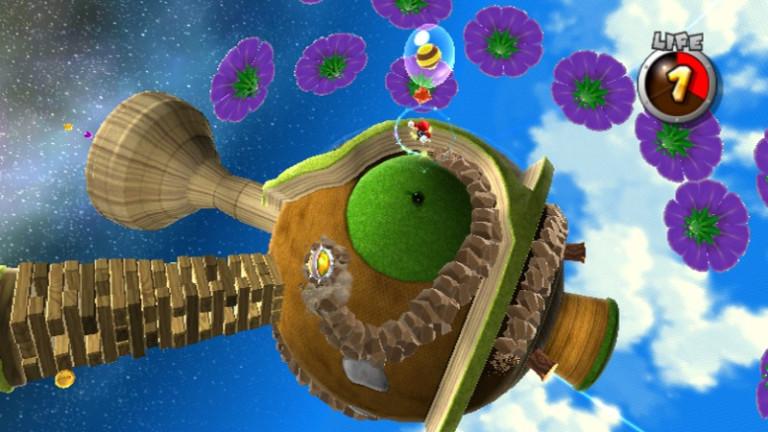 Super Mario Galaxy revient sur console virtuelle Wii U ce jeudi