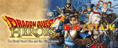 Wiki de Dragon Quest Heroes