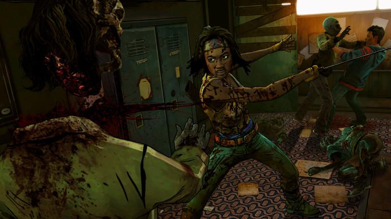 The Walking Dead : Michonne en VOSTFR dès la sortie ?