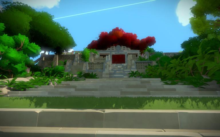 11 – Le Temple Forestier