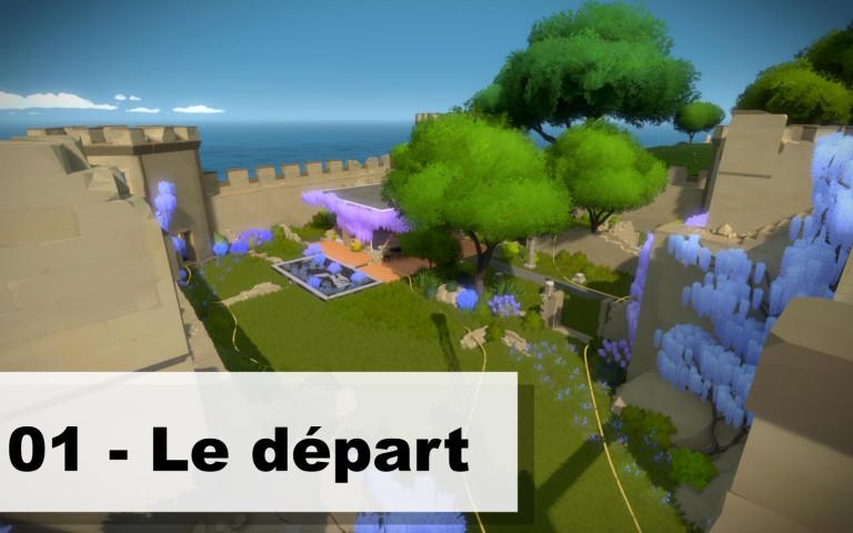 01 – Le Départ