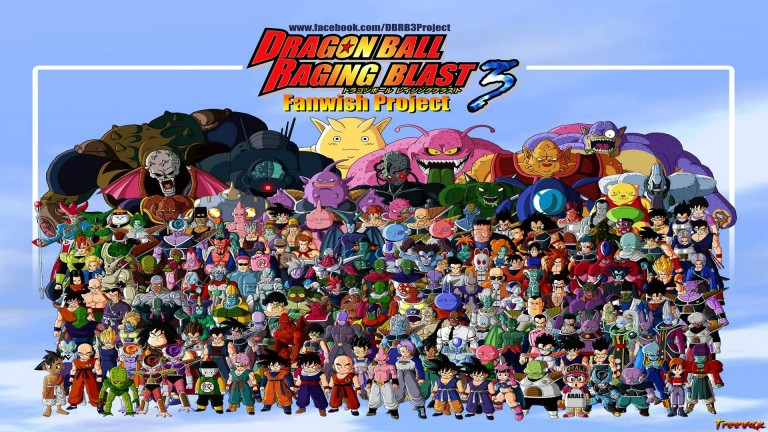 Dragon Ball Raging Blast 3 - Un projet de fan plus qu'ambitieux