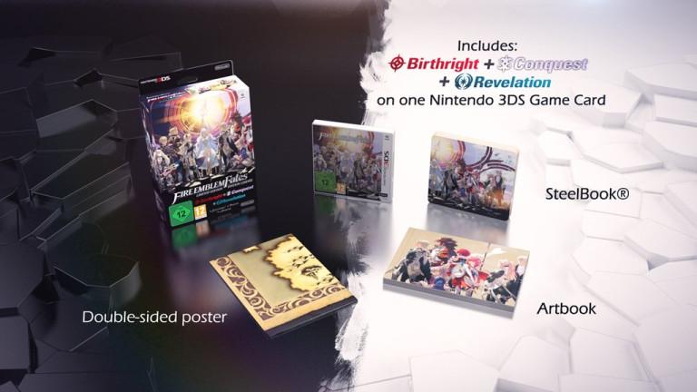 Un prix annoncé pour l'édition collector de Fire Emblem Fates en Europe ?