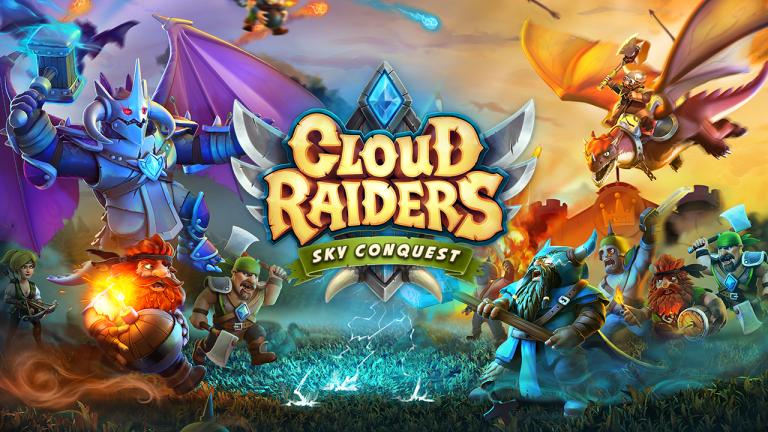 Cloud Raiders, la tête dans les nuages